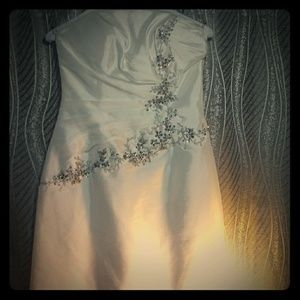 Dresses & Skirts - Short wedding dress